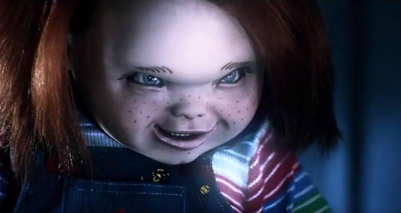 Curse Of Chucky New Look for  Curse of Chucky