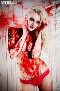 lacrishia blood beauty