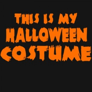 This Is My Halloween Costume T-Shirt-400x400