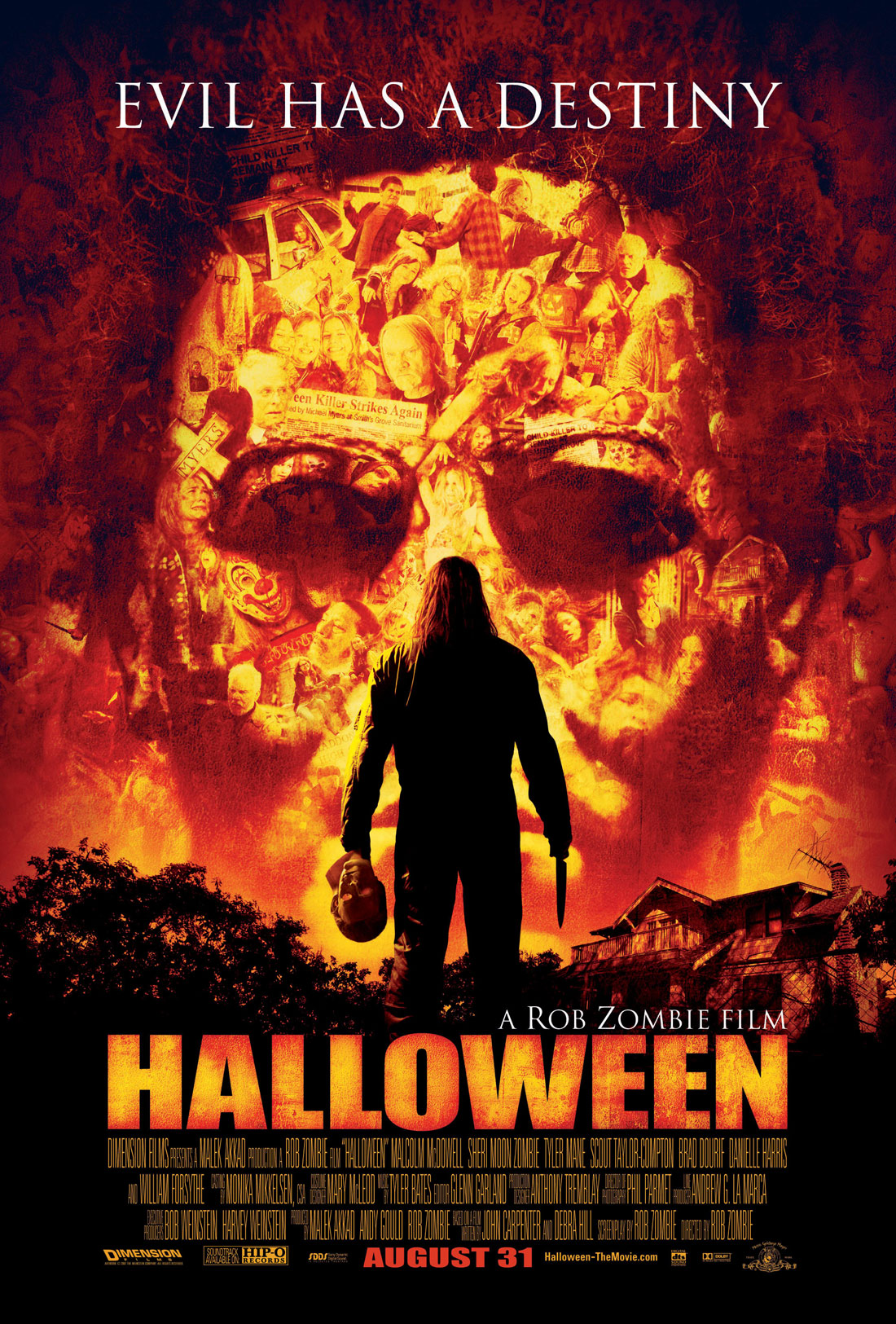 Original vs Remake: Halloween (1978) vs Halloween (2007) | Little ...