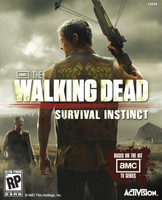 The Walking Dead Survival Instinct-cover