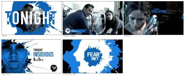 FEARNET Blue Treatment