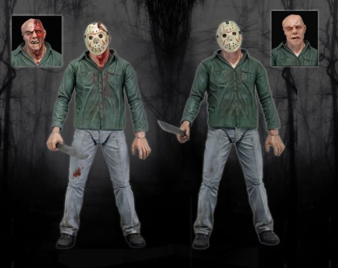 Both versions of this figure available at Horror Warehouse