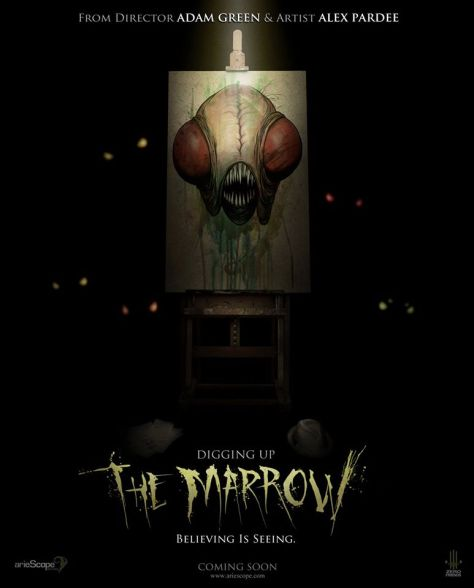 The very first teaser for Digging Up the Marrow
