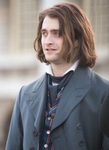Daniel Radcliffe on 'Frankenstein' film set
