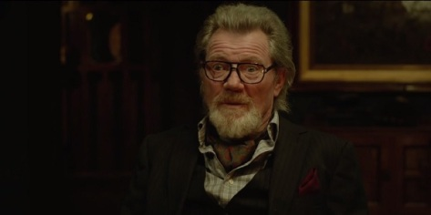 Michael Parks as Howard Howe