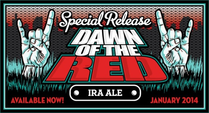 Product Review: Ninkasi Brewing Company's 'Dawn of the Red'