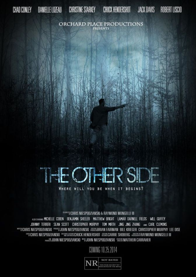 The Other Side: The most unique zombie flick to hit the screen. (Movie Review)