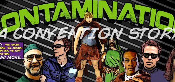 Review: Contamination- A Convention Story