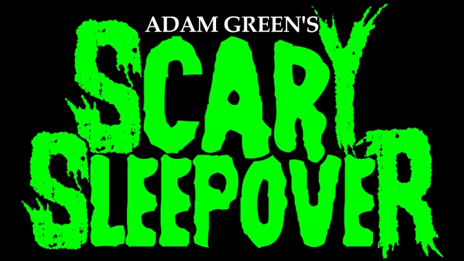 Grab Your Sleeping Bags and Join Adam Green and Guests For a Scary Sleepover