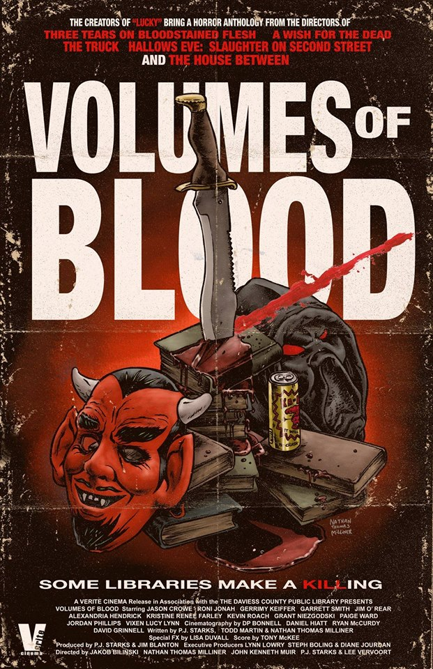 'Volumes of Blood': The Best Horror Anthology Since Trick-r-Treat