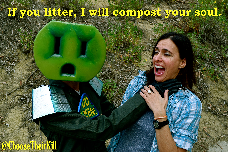 Socket Strangle Compost Death
