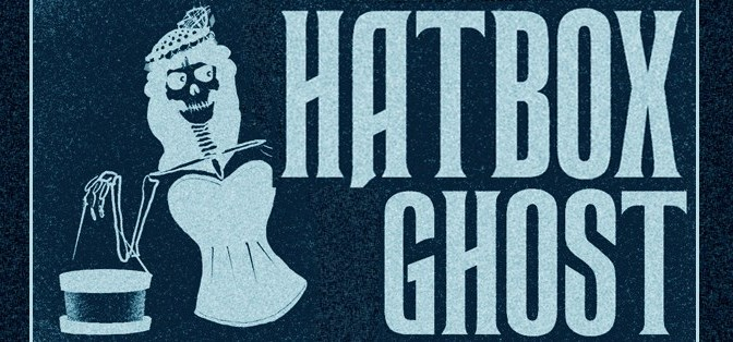 Etsy Spotlight: Hatbox Ghost