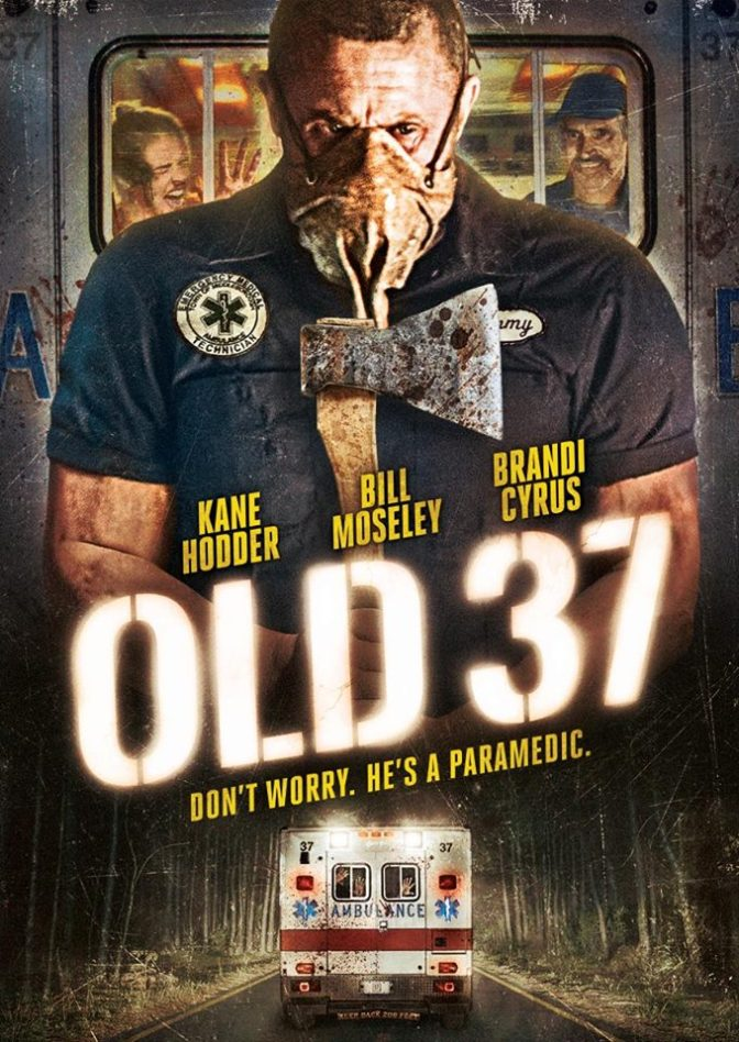 Review: Old 37 Starring Kane Hodder & Bill Moseley (Available on DVD Today)