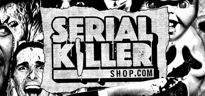 Clothing Review: Serial Killer Shop- 'Bloody Ash'